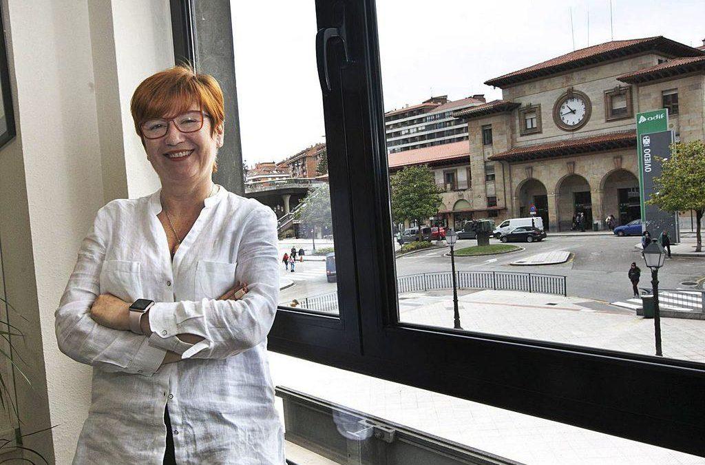 Entrevista a Silvia Suárez Rivera, gerente de Azul Congresos