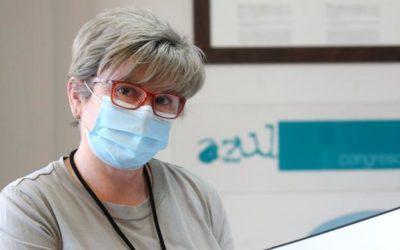 Entrevista a Silvia Suárez, gerente de Azul Congresos